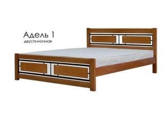 Кровать Адель 1Б  - Мебельная фабрика «Фактура мебель»