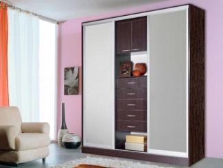 Шкаф - купе «Лорд 1» - Мебельная фабрика «Прима-сервис»