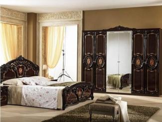 Спальный гарнитур «Роза ИД» - Оптовый мебельный склад «Дина мебель»