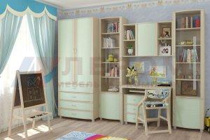 Детская Валерия композиция 5 - Мебельная фабрика «Лером»