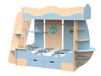 Кровать двухярустная 2 - Мебельная фабрика «Премиум»