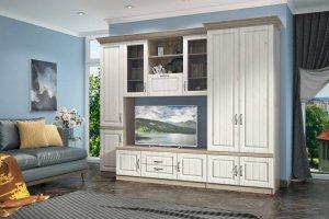 Модульная система в гостиную Соната - Мебельная фабрика «Столлайн»