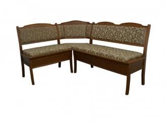 Скамья угловая Мальвина - Мебельная фабрика «Прима-мебель»