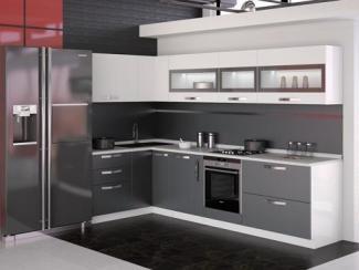 Кухня угловая Графит - Мебельная фабрика «ТриЯ»
