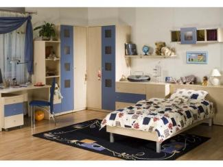 Детская 24 - Мебельная фабрика «Вяз-элит»