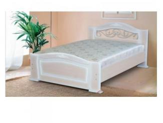Кровать МДФ МК-19 - Мебельная фабрика «Уютный Дом»