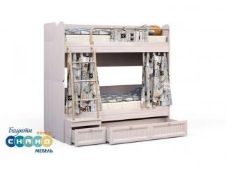 Кровать Баунти КБ 2-1 - Мебельная фабрика «Сканд-Мебель»