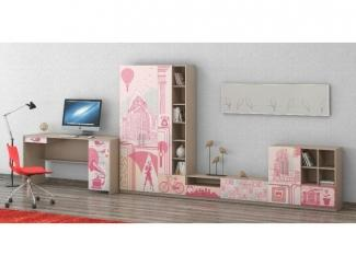 Молодежная комната Юна 01 - Мебельная фабрика «ВасКо»