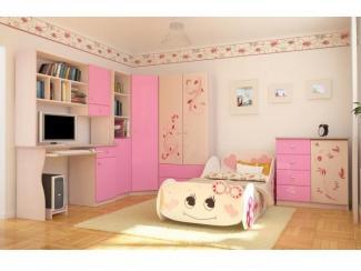 Детская Бемби - Мебельная фабрика «Глория»