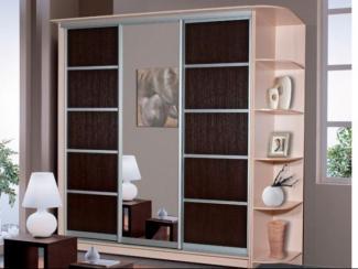 Шкаф - купе «Люкс» - Мебельная фабрика «Прима-сервис»