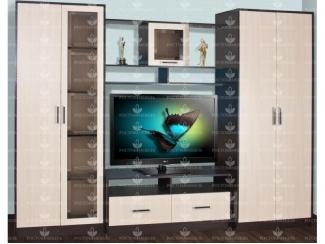 Гостиная со шкафом Шихан 2 - Мебельная фабрика «Росток-мебель»