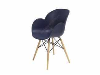 Стул FL-08W blue - Импортёр мебели «Евростиль (ESF)»