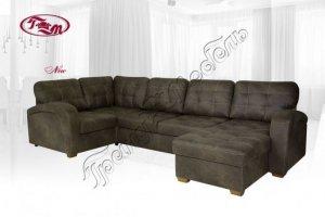 Угловой диван Бригантина 5 - Мебельная фабрика «Гранд-мебель»