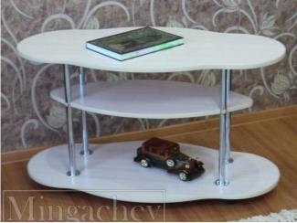 Стол журнальный 43 А - Мебельная фабрика «MINGACHEV»