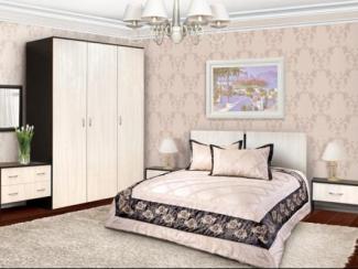 Спальня Удача - Мебельная фабрика «Идея комфорта»