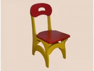 Стул детский Фанера цветной - Мебельная фабрика «Мартис Ком»