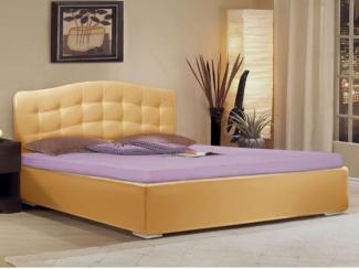 кровать двуспальная 1