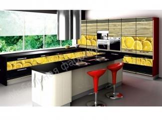 Кухня KF 007 - Мебельная фабрика «Поволжье»
