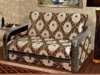 Прямой диван с механизмом аккордеон Фаворит 1 - Мебельная фабрика «Данила мастер», г. Омск