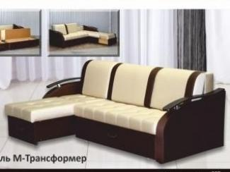 Диван угловой Тополь-М - Мебельная фабрика «Аккорд», г. Владимир