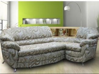 Диван угловой Ивушка 10Д - Мебельная фабрика «Ивушка»