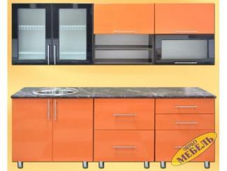 Кухня прямая 66 - Мебельная фабрика «Трио мебель»