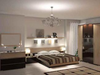 Спальный гарнитур «Терра» - Мебельная фабрика «ИнтерДизайн»