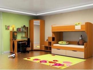 Детская 3 - Мебельная фабрика «Нижнетагильская мебельная фабрика»