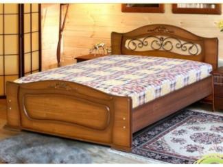 Кровать МДФ МК 20 - Мебельная фабрика «Уютный Дом»
