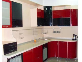 Кухня угловая Леля - Мебельная фабрика «Крафт»