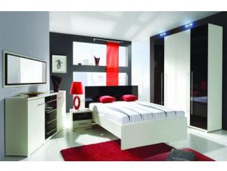 Спальный гарнитур Стефания 2 - Мебельная фабрика «Альбина»