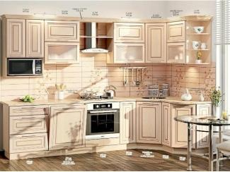 Кухня угловая Премиум