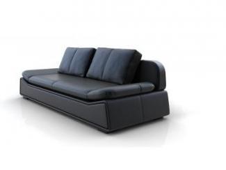 Кожаный диван Дориан - Мебельная фабрика «DefyMebel», г. Москва