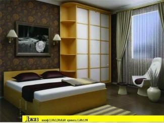 Спальня Джaз - Мебельная фабрика «Мебликон»