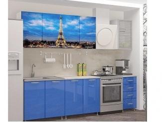 Кухня с фотопечатью Париж - Интернет-магазин «ГОСТ Мебель»