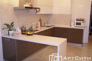 Угловая кухня - Мебельная фабрика «АртСити»