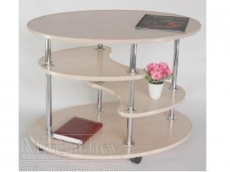 Журнальный стол Лебедь 2 - Мебельная фабрика «MINGACHEV»