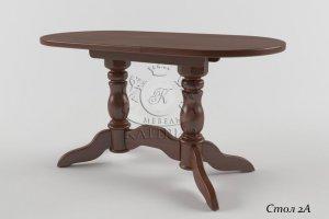 Деревянный стол 2А - Мебельная фабрика «Каприз»