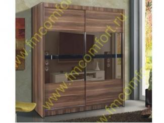 Недорогой шкаф Нова  - Мебельная фабрика «Комфорт»