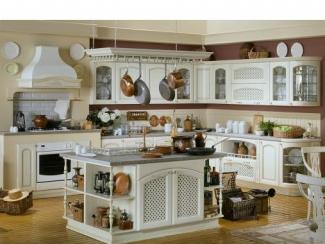 Кухонный гарнитур угловой Бьянка