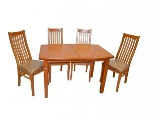 Обеденная группа со стульями «Григор»