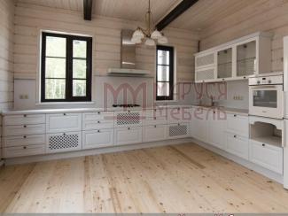 Кухня угловая Массив - Мебельная фабрика «Маруся мебель»