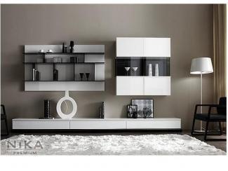 Современная стенка в гостиную - Мебельная фабрика «NIKA premium»