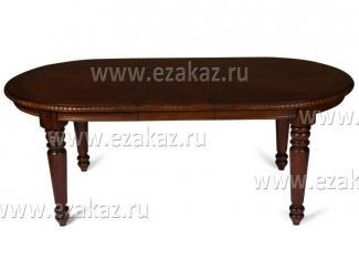 Стол обеденный овальный 4280 SWL - Мебельный магазин «Тэтчер»