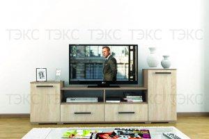 ТВ тумба Парус 2 - Мебельная фабрика «ТЭКС»