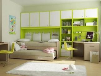 Детская 34 - Мебельная фабрика «Вяз-элит»