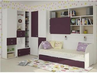 Детская 07 - Мебельная фабрика «Интерьер»
