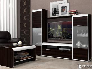 Гостиная-тумба под ТВ Виктория - Мебельная фабрика «Сильва»
