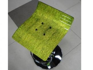 Стул барный Зеленый перламутр - Мебельная фабрика «Династия»