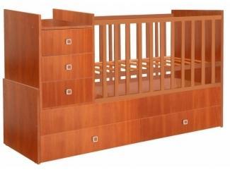 Кровать-трансформер POLINI SIMPLE - Мебельная фабрика «TOPOLGROUP»